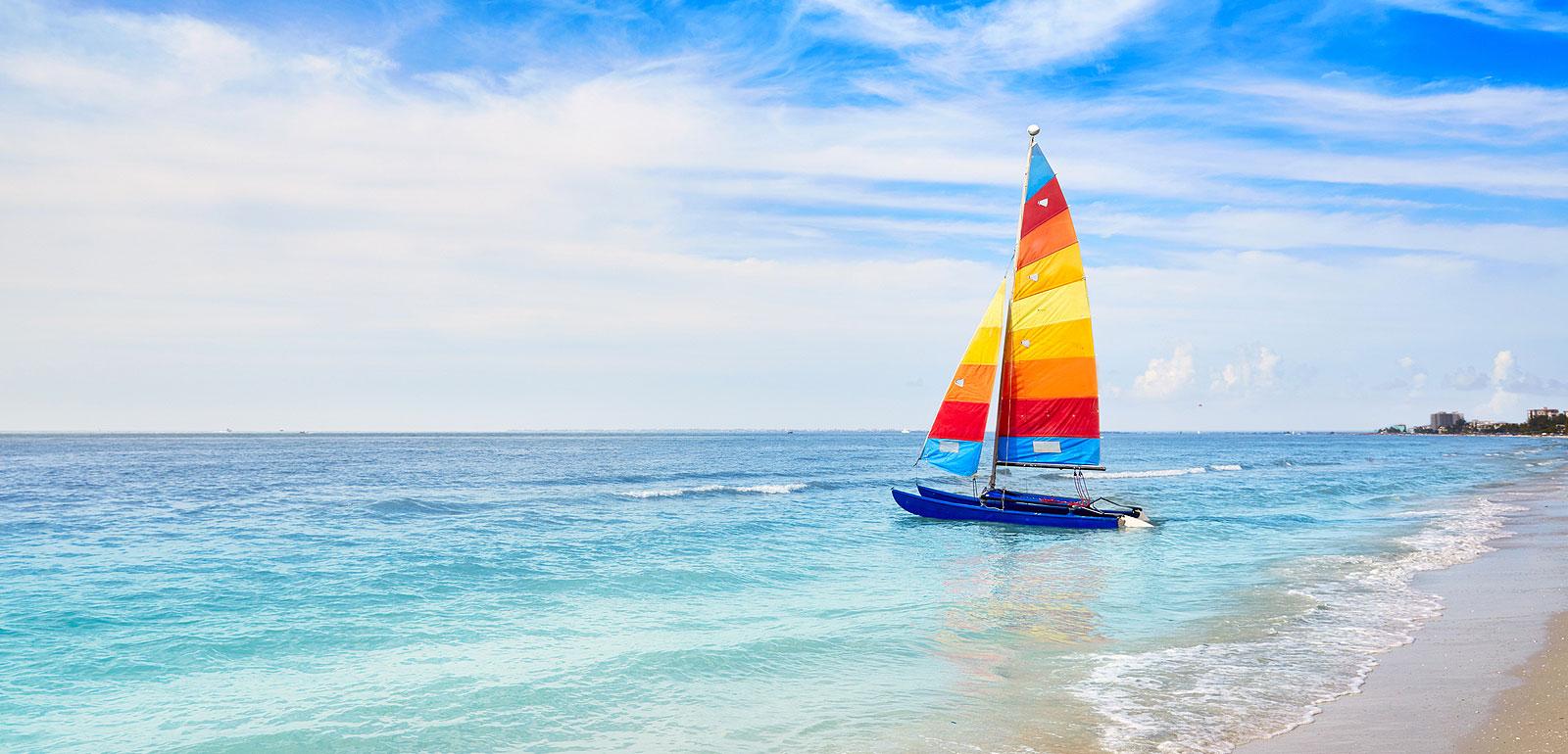 Sailing in Ruskin, FL
